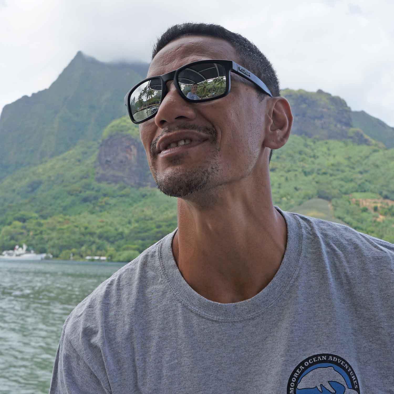 Moorea Ocean Adventures Team Matthieu Petit Trevor Orth Toerau teihotu Vincent Labrune
